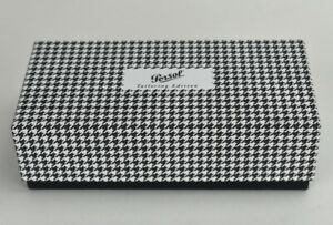 PERSOL Tailoring Edition Empty Houndstooth Sunglasses Gift Box
