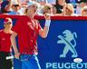 Denis Shapovalov Autographed Signed Tennis 8x10 Photograph (JSA)