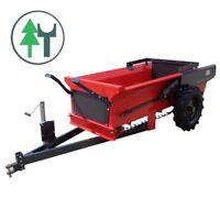 Kippanhänger Traglast 500 kg robust Quad ATV Rasentraktor kräftiger Stahlrahmen