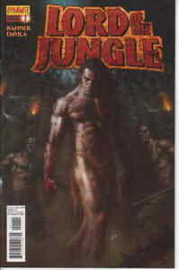 Lord of the Jungle Annual #1 FN; Dynamite | we combine shipping