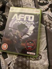 Xbox 360 Afro Samurai Very Good Condition Fast Post