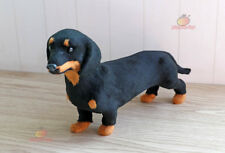 Dachshund Dog Pet Miniature Stuffed Animal Plush Car Ornament Learning Resource