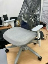 Herman Miller Sayl Task chair, Fully adjustable Grey / white  Working from home?