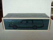 STAHLBERG 1:20 PLASTIC FINLAND VOLvo 240 GL Only Empty Box GOOD CONDITION