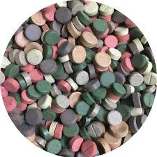 Futtertabletten TABLETTENMIX Hafttabletten Tablettenfutter Tabs 7 Sorten 1 kg