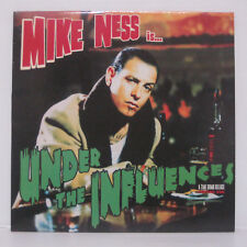 Mike Ness - Under the Influences LP 1999 Orig Time Bomb Social Distortion TSOL X
