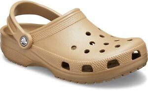 Crocs Classic Clogs Sandals Unisex Mens Womens Lightweight Work Slip On Shoes