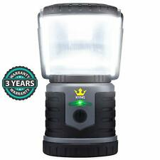 Rechargeable LED 6000 mAH Lantern Camping, Emergency Outdoors Lasts 250 Hours!