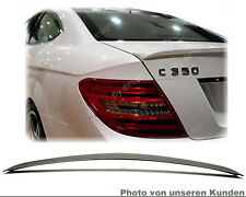 Spoiler Tuning für MERCEDES W204 C204 Coupe Type A in AMG Look Abrisskante tronc