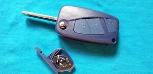 Fiat 3 Button Key Fob Remote for Fiat Bravo, Stilo, Ducato, Stilo, Linea ID48