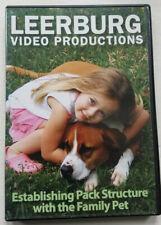 Leerburg - Establishing Pack Structure w Family Pet LN, FREE SHIP Dog Training