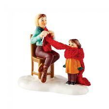 Dept 56 Snow Village New 2016 MOTHER'S LITTLE HELPER 4050990 Department 56