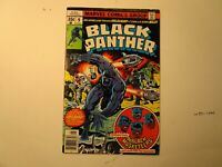 1978 BLACK PANTHER #  9 IN VERY FINE CONDITION , WITH THE BLACK MUSKETEERS