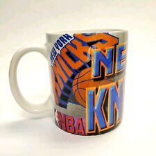 New York Knicks NBA Basketball Ceramic Coffee Mug - Collectible