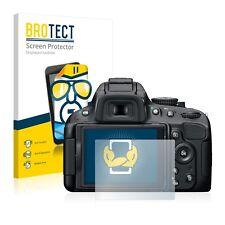 2x BROTECT Film Protection pour Nikon D5100 Protecteur Ecran