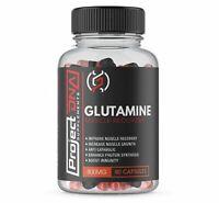 L-Glutamine 800mg 80 Capsules