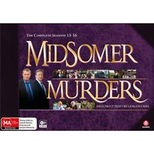 Midsomer Murders Series Season 13, 14, 15 & 16 DVD Box Set16-Disc Set R4
