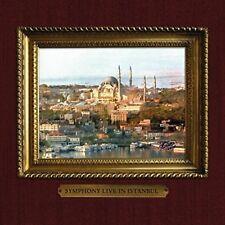 KITARO - SYMPHONY LIVE IN ISTANBUL  CD NEUF