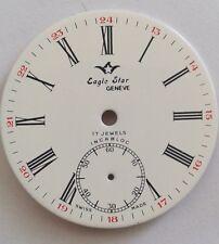 Eaglestar-Arnex pocket watch dial for UT-6498 mov. 38.15 mm