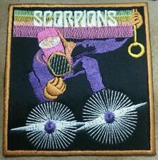 Scorpions Embroidered Fly to the Rainbow Uli Roth MSG