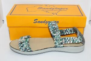 SANDGROPER REEF OCEAN CAMO WOMENS SANDALS SIZE 41 BRAND NEW FREE POSTAGE