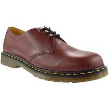 Zapatos informales de hombre Dr. Martens color principal rojo