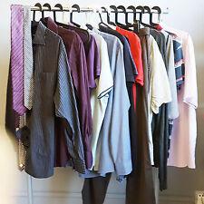 Para hombres camisas paquete de ropa de pequeñas y medianas Jeans Pantalones Cortos Usado