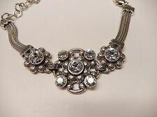 "Brighton Twilight Bracelet Crystal 7 - 8"" B103"
