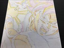 Ichiban Kuji Dragon Ball Super BROLY THE 20th FILM Movie G Prize Bold Canvas G
