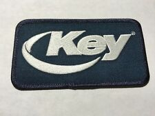 Key Energy Services American Oilfield Oil Logo Company Embroidered Patch M