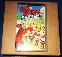 Lot of 12 (Sealed Case) Ape Escape Academy Sony PSP *New! *Free Shipping!
