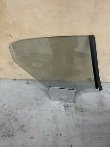 Bentley Continental Gt Coupé Window Rear Right OEM