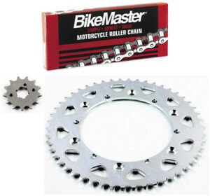 JT Chain/Sprocket Kit 13-50 Tooth 520 Pitch 72-6443 For Yamaha YZ250 YZ250WR