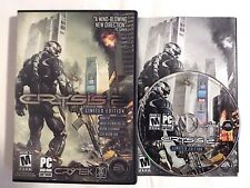 Crysis 2 Limited Edition PC DVD Computer game Complete