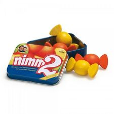 Wooden pretend role play food (Erzi) play kitchen, shop: Sweeties Nimm2 in a tin