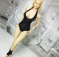 Maßstab 1:6 Nur Gymnastik-Trikot nur Kostüm Für Figur female seamless body scale