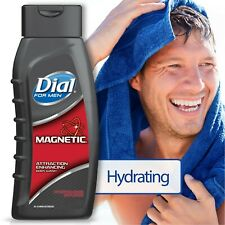 2 X Dial for Men Body Wash, Magnetic Attraction Enhancing Clean-Rinsing 20 Ounce