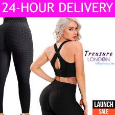 Sexy Tik Tok Leggings Push Up Yoga Pants Womens High Waist Gym Workout Trousers