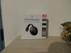 Google Chromecast 2 media streamer HDMI