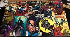 NIGHTWING huge LOT (90) DC 1993-08 VF BATMAN Superman BATGIRL DIXON COLLECTION