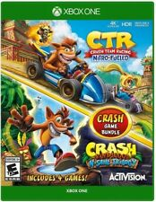 Crash Bandicoot N.Sane Trilogy 2pk Videogames