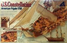 Artesania Latina barco U.s.constellation ref 22850 escala 1 85