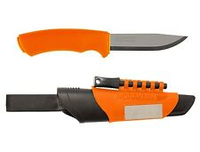 Mora of Sweden Bushcraft Survival Orange Stainless Steel Knife Morakniv 12051