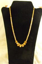 Beaded Necklace Beautiful Handcrafted