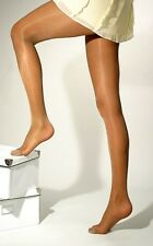 Peavey Shiny Tights Suntan Glossy C M  hooters uniform outfit  costume