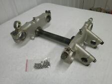 1980 Suzuki RM125 Triple Clamps Upper Lower Clamp RM 125 80