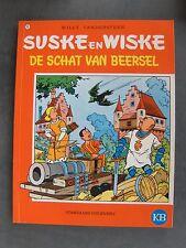 Suske en Wiske De schat van Beersel  KB 1988