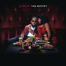 R Kelly - Buffet [New CD] Clean