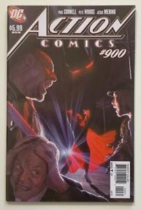 Action Comics #900 C. 1 for 5 limited variant (DC 2011) VF/NM condition issue.