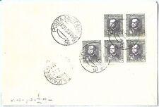 71987 - AOI  ERITREA  - Storia Postale: BUSTA - POSTA MILITARE 15 1935